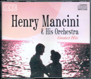 Mancini orchestra Greatest hits CD